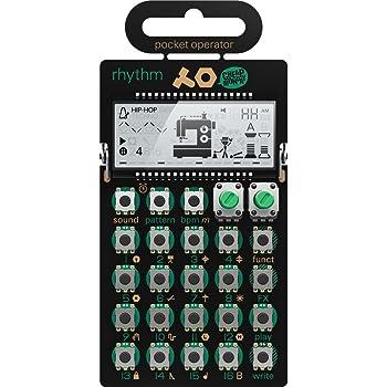 Teenage Engineering PO-12 Pocket Operator Rhythm Drum Machine