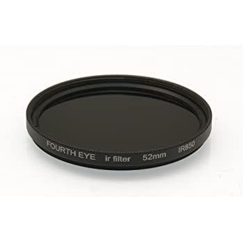 Fourtheye 52mm 850nm IR Infrared Filter for Nikon AF-S DX Nikkor 35mm F1.8G