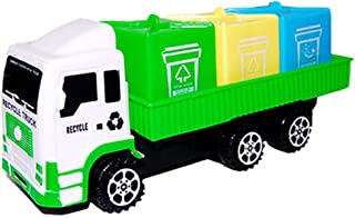 F_Gotal Toys for Boys Girls Clearace - Baby Kids Toddler Educational Toys Sanitation Car Toys Learing Toys for Kids Child Adults Gifts