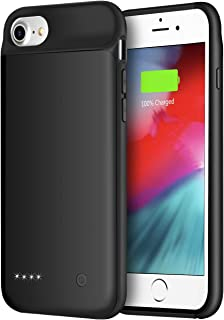 Wixann Battery case for iPhone 8/7/6/6s, 3000mAh Slim Portable Charger Case Protective Rechargeable Battery Pack Charging Case for iPhone 8/7/6/6s