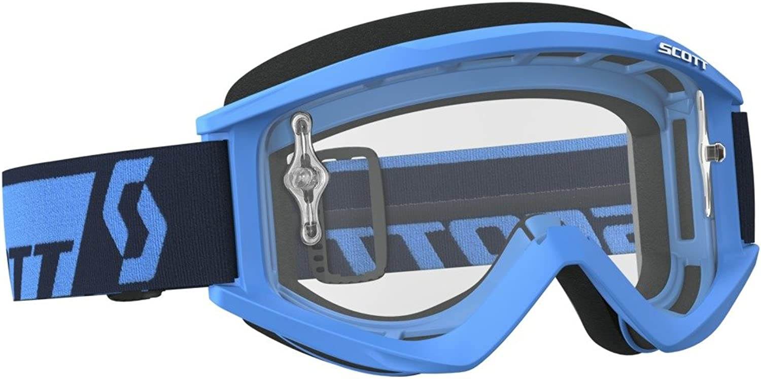 Scott Sports USA Unisex-Adult Recoil Xi Goggles (bluee Clear Works, One Size)