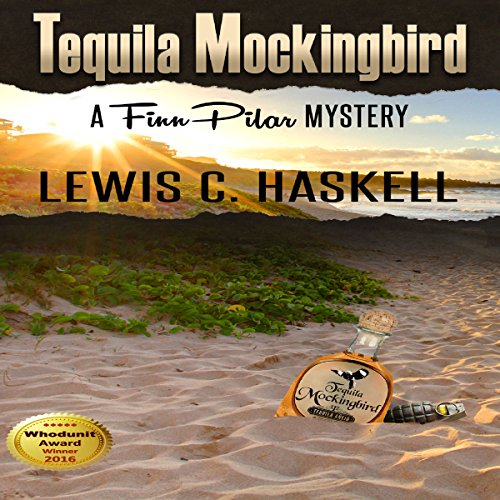Tequila Mockingbird audiobook cover art