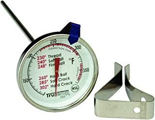 Salter 3505 Trutemp Candy and Deep Fryer Kitchen Thermometer