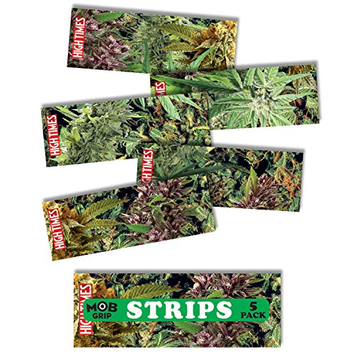 mob Skateboard Griptape High Time Collage Grip Streifen 5 Pack 22,9 x 8,3 cm