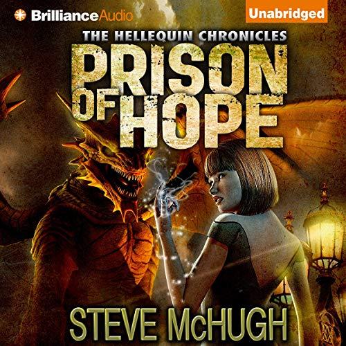 Prison of Hope Audiobook By Steve McHugh cover art