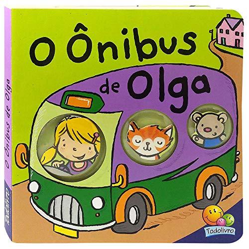 Livro-bolha: O ônibus de Olga