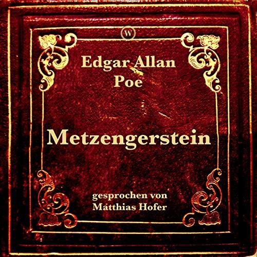 『Metzengerstein』のカバーアート
