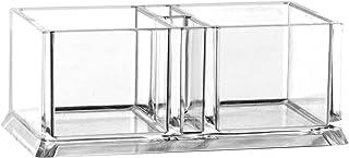 EUBEISAQI Organiseur en acrylique pour sachets de thé, sucre, café - Pour armoire, comptoir, café, maison, cuisine