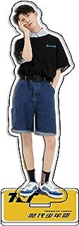 Hsunny アクリルスタンド 新品 TNT 時代少年団 アクリルスタンド 马嘉祺 宋亚轩 贺峻霖 丁程鑫 张真源 严浩翔 刘耀文 アクリルスタンド 萌 グッズ かっこいい 漫画 可愛い デコレーション 置物 プレゼント 15cm