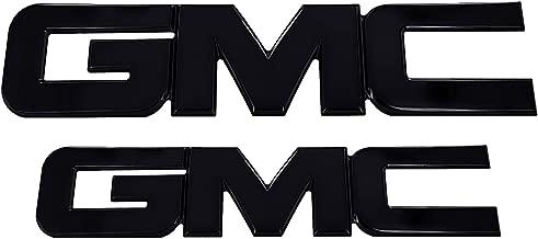 black gmc emblem 2016 sierra