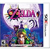 Nintendo CTRPAJRE Legend of Zelda Majoras 3DS