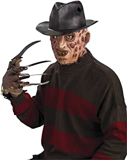 freddy krueger hat and glove