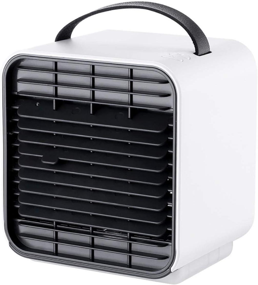 Portable Air Cooler Mini Finally popular brand Ev Personal Noiseless Conditioner El Paso Mall