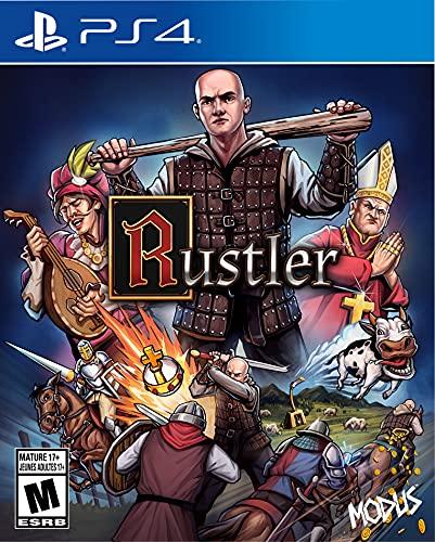 Rustler for PlayStation 4 [USA]