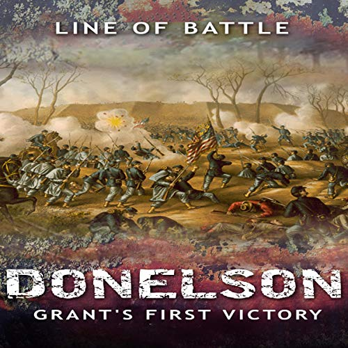 『Donelson: Grant's First Victory』のカバーアート