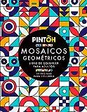 PINTOH: Mosaicos Geométricos. Libro de colorear...