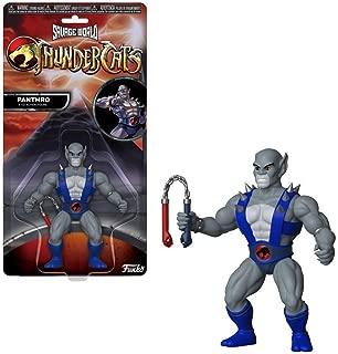 Funko Savage World: Thundercat - Panthro Collectible Figure, Multicolor