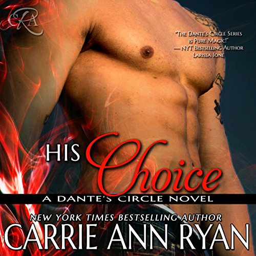His Choice audiobook cover art