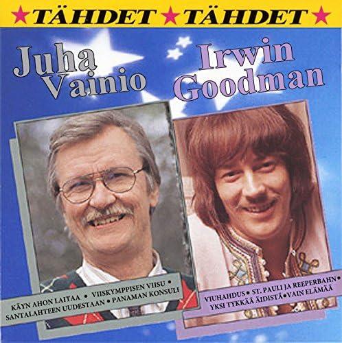 Juha Vainio & Irwin Goodman