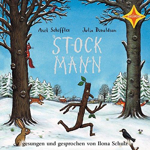 Stockmann                   Autor:                                                                                                                                 Axel Scheffler,                                                                                        Julia Donaldson                               Sprecher:                                                                                                                                 Ilona Schulz                      Spieldauer: 27 Min.     Noch nicht bewertet     Gesamt 0,0
