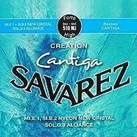 【3セット】SAVAREZ サヴァレス 510MJ CREATION Cantiga クリエイション・カンティーガ High tension