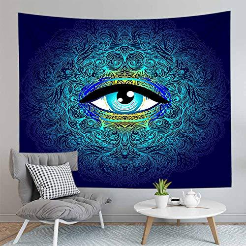 PPOU Mandala Bohemian Tapestry Wall Mounted Home Camera da letto Decorazione murale Sfondo Tapestry Wallcloth A1 150x200cm