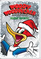 Woody Woodpecker & Friends Holiday Favorites [DVD] [Import]