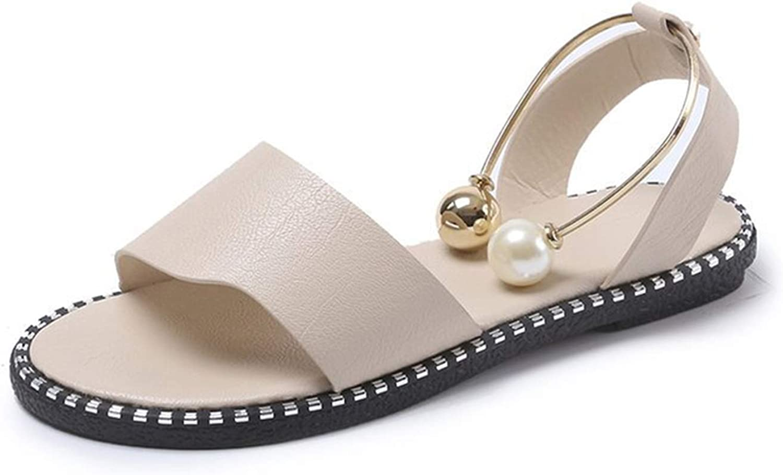 Women Sandals Flip Flops Summer Fashion Rome Slip-On Breathable Non-Slip shoes Woman Slides Solid Casual Female