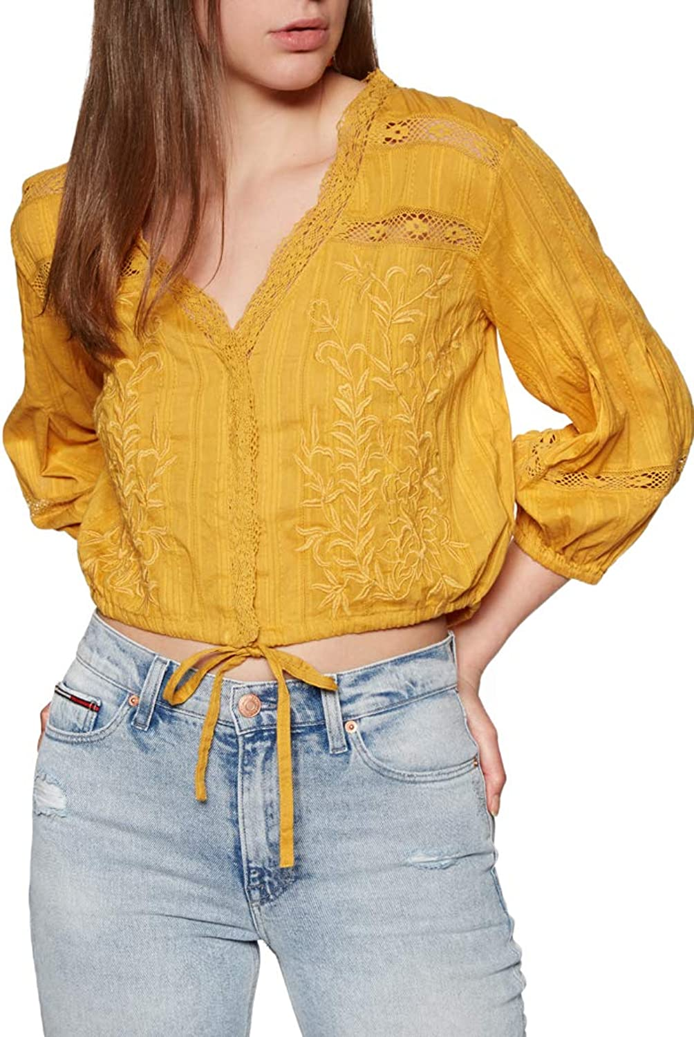 Free People Women's Follow Your Heart Top