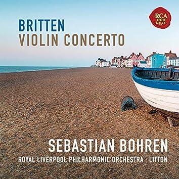 Britten: Violin Concerto in D Minor, Op. 15