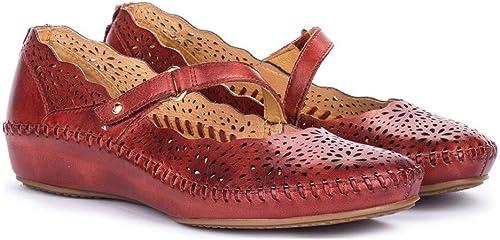 Pikolinos Damen Slipper 655-1573SANDIA rot 456268 456268 456268  Shop macht Kauf und Verkauf