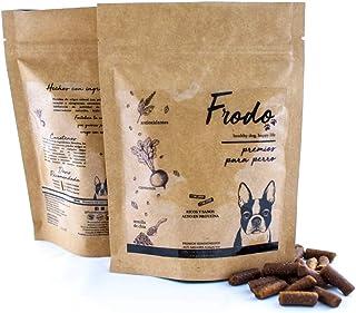 Biosedes Frodo, Premios funcionales para Perro, 0.37 Kg.