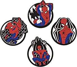 Official Marvel Spider-Man Drink Coasters (Set of 4)