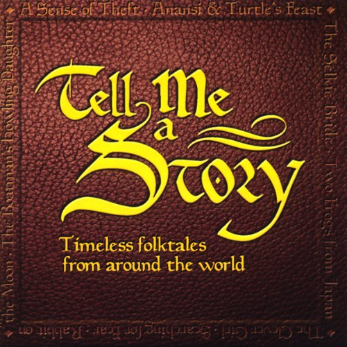 Tell Me a Story Audiobook By Amy Friedman cover art
