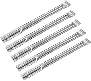 BBQSAVIOR BP58 BBQ Replacement Parts Stainless Steel Barbecue Burner Replacement for Char-Broil, Kenmore, Master Chef, Mem...