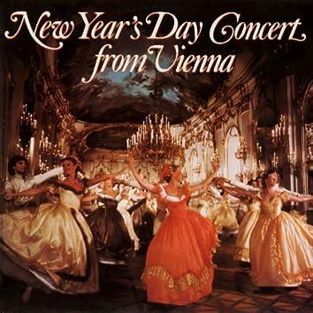 Strauss: New Year's Day Concert from Vienna