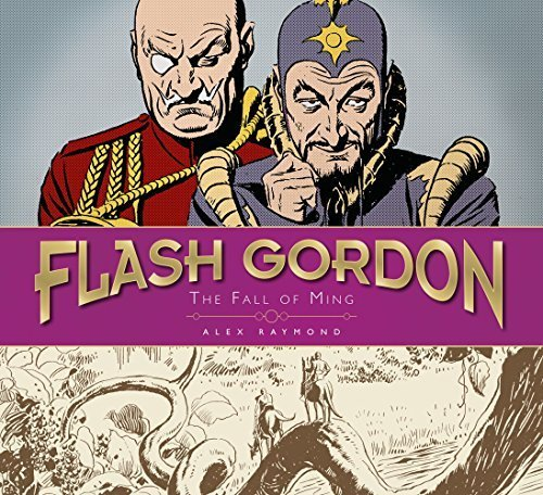 The Fall of Ming (The Complete Flash Gordon Library) by Alex Raymond...
