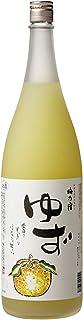 梅乃宿 ゆず酒 8度 1.8L
