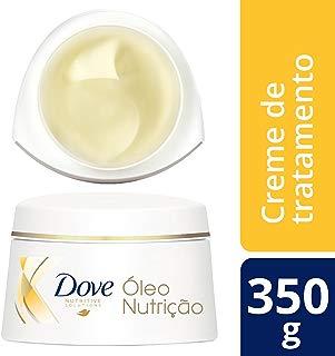 Óleo Nutrição Creme de Tratamento 350gr, Dove