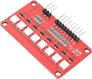 Oak-Pine 5050 RGB Full Color LED Light Module 8 tri-Color Full-Color LED Water Lamp Module Microcontroller Running Water Light for Arduino