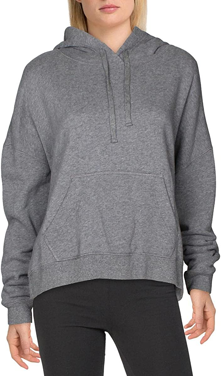 Splendid Womens Fernwood Cotton Sweatshirt Hoodie