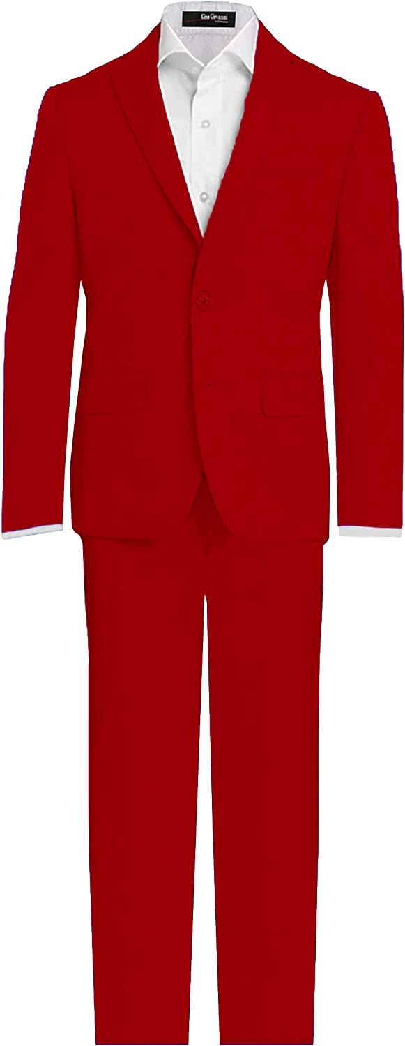 Gino Giovanni Boys' Formal Suit Set
