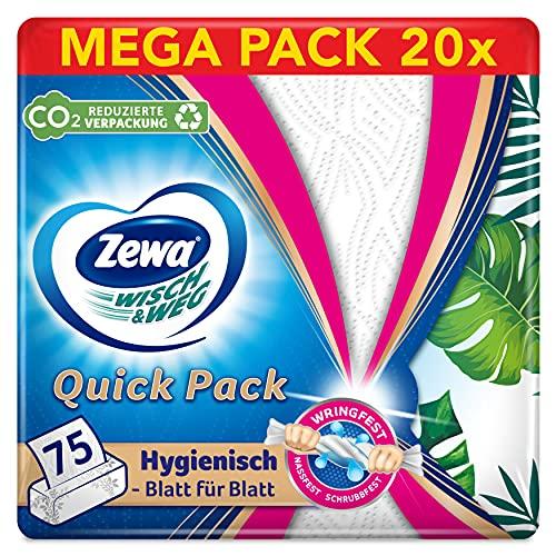 Zewa WischundWeg Quick Pack...