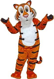 mascota amigable tigre