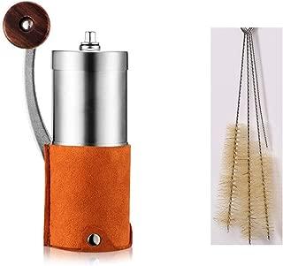 コーヒーミニミルスリムグラインダーハンドコーヒー豆グラインダーステンレススチール製セラミックミル付き(1ピース)