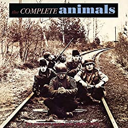 Complete Animals [Limited Gatefold, 180-Gram Transparent Blue Colored Vinyl]
