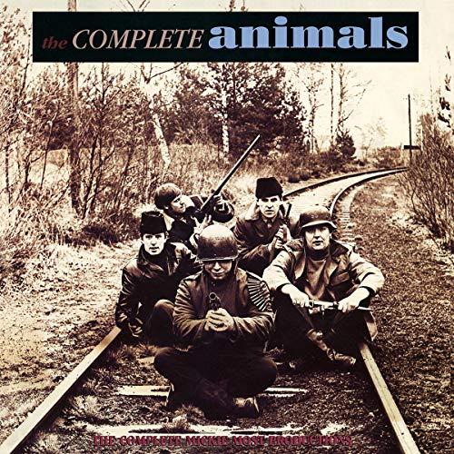 Complete Animals [Limited Gatefold, 180-Gram Transparent Blue Colored Vinyl]