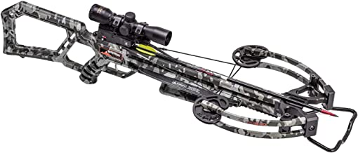 Wicked Ridge by TenPoint Crossbow Scope M 370, Rope Sled, Multi Line Scope, Model: WR20003-9534