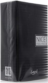Sapil Nice Feelings black For Men 75 ml - Eau de Toilette