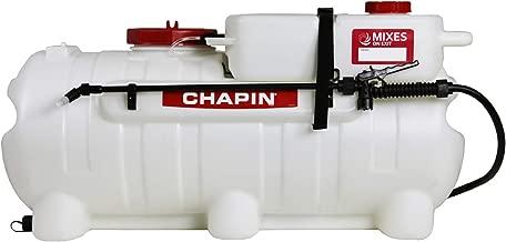 Chapin International 97561 Chapin Presents The First-Ever Clean-Tank ATV Spraying System, 25 Gallon Sprayer, Translucent